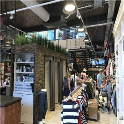 ACE Projects: Retail Store with Smart High Bay