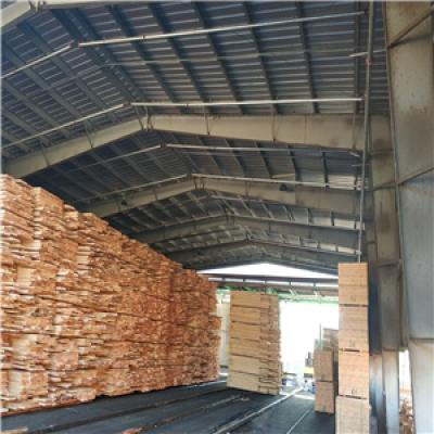 ACE Projects: Lumber Mill with Smart High Bay